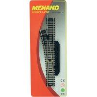 Levá výhybka Mehano F282 H0