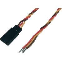 Kabel se zdířkou JR, Modelcraft, 0,25 mm², 300 mm