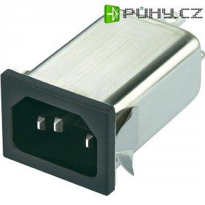 Síťový filtr Yunpen YO06T1, 2 x 0,7 mH, 250 V/AC, 6 A