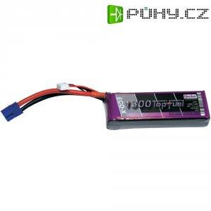 Akupack Li-Pol (modelářství) Hacker, 11.1 V, 1300 mAh, 25 C, EC3