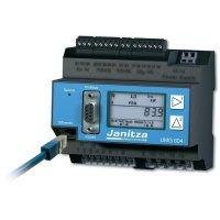 Síťový analyzátor na DIN lištu Janitza UMG 604E, 52.16.002