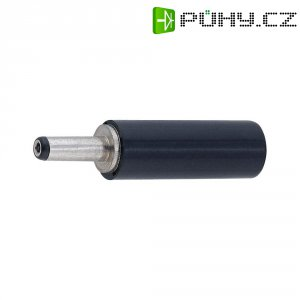 Napájecí konektor, zástrčka rovná, 5,50/5,5/2,1 mm