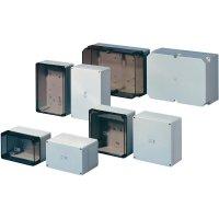 Svorkovnicová skříň polykarbonátová Rittal PK 9507.000, (š x v x h) 110 x 110 x 90 mm, šedá (PK 9507.000)