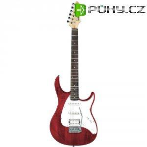 Elektrická kytara Peavey Raptor Plus Trans Red