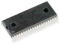 LM6405G - 4-bit microcomputer, DIP42