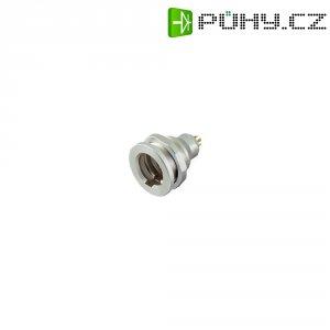 Kulatý konektor submin. Binder 430 (09-4908-015-03), 3pól., zásuvka vest., 0,25 mm², IP67