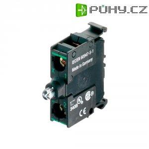 LED kontrolka Eaton M22-LED-B, 218057, 30 V DC/AC, modrá, 1 ks