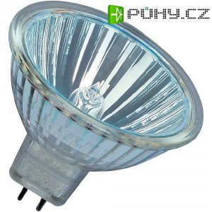 Halogenová žárovka Osram, 12 V , 35 W, GU5.3, Ø 51 mm, stmívatelná, teplá bílá, 2 ks