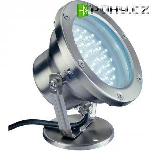 LED osvětlení jezírka SLV Nautilus Stainless Eco, 229731, IP67, bílá