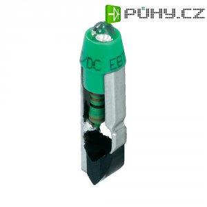 LED dioda Schlegel pro Rontron, L5,5K24UG, 24 V DC/AC, zelená