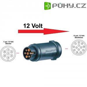 Adaptér pro zapojení přívěsu, 7 ⇒ 13 pin