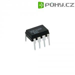 Digitální potenciomer Intersil X9C503, DIP 8