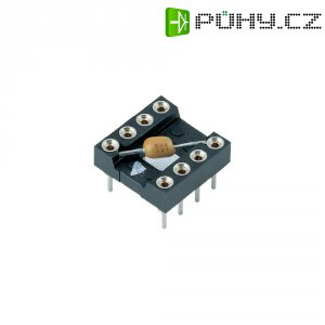 IC objímka 15.24 mm Počet pólů: 32 MPE Garry 32.6 MPQ STG B 100 nFU přesné kontakty, s kondenzátorem 1 ks
