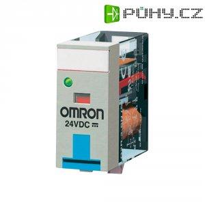 Výkonové relé G2R, zásuvné Omron G2R-2-SNDI 24 VDC, G2R-2-SNDI 24 VDC, cca 0.53 W/0.9 VA, 5 A 125 V/DC/380 V/AC , 1250 VA/150 W