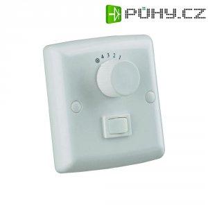 Nástěnný regulátor pro stropní ventilátory