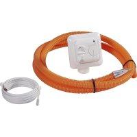 Pokojový termostat pro podlahové vytápění Arnold RakOTN, 5 až 40 °C, bílá
