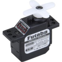 Standard servo digitální Futaba S 3156 MG, Futaba konektor