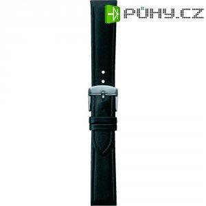 Náhradní řemínek pro hodinky, 20 mm, černá