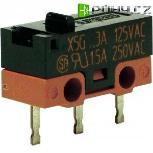 Mikrospínač saia série X5-zdvihátko