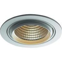 Vestavné LED světlo Sygonix Downlight Badino, 1x 15 W, bílá