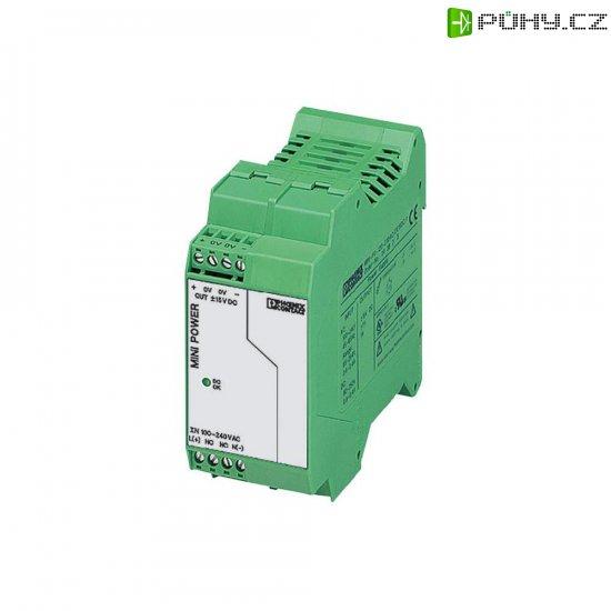 Zdroj na DIN lištu Phoenix Contact MINI-PS-100-240AC/24DC/2, 2 A, 24 V/DC - Kliknutím na obrázek zavřete