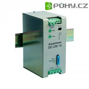DC sledovací modul FG Elektronik DC-ÜM 22 na DIN lištu