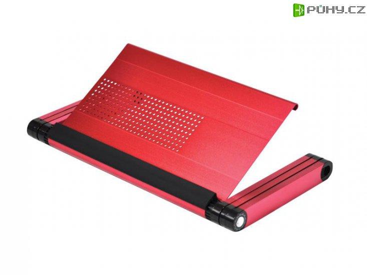 5886c473a6 Stojan na notebook MANAGER PINK zvětšit obrázek