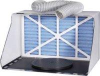 Airbrush odsávací zařízení s otočnou deskou