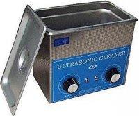 Ultrazvuková čistička VGT-1730QT 3l 100W s ohřevem. Nepravidelně vysazuje
