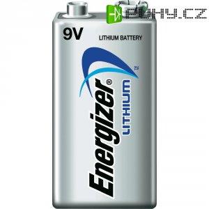 Lithiová baterie Energizer 9V