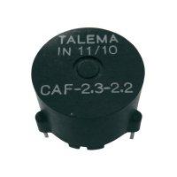 Zapouzdřená cívka Talema CAF-0,5-47, 47 mH, 0,5 A