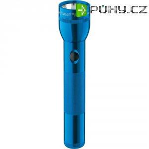 Kapesní LED svítilna Mag-Lite 2-D-Cell Pro, ST2P116, 3 V, modrá