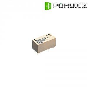 Výkonové relé DE 10 A/16 A Print Panasonic DE1A12, DE1A12, 200 mW, 10 A, 230 V/DC/440 V/AC , 2500 VA/300 W