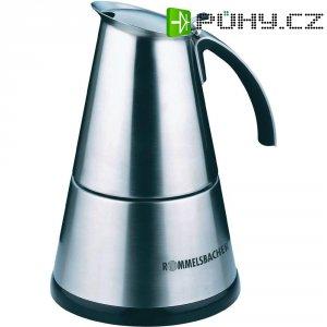 Kávovar Rommelsbacher, EKO366/E, 365 W, nerez