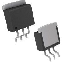 MOSFET Fairchild Semiconductor N kanál N-CH 600 FCB20N60FTM TO-263-3 FSC