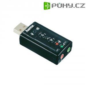 Zvuková karta USB Hama 7.1 Surround