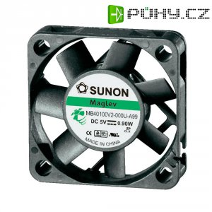 Ventilátor Sunon DR MB40100V2-0000-A99, 40 x 40 x 10 mm, 5 V/DC