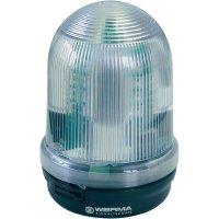 LED trvalé/blikající/otočné světlo osvětlení Werma, 829.150.55, 24 V/DC, ≤ 300 mA, červená
