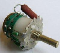 Přepínač otočný WK53359, 12poloh bez dorazu, 1paketa, použitý