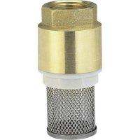 Mosazný patní ventil Gardena s 26,5mm (G 3/4) závítem