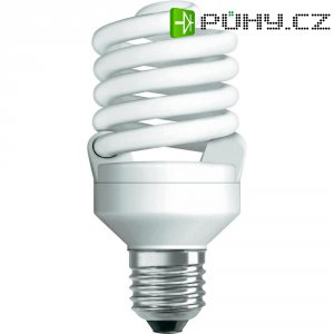 Úsporná žárovka Osram E27, 23 W, studená bílá