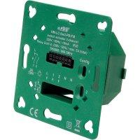 Bezdrátový spínač pod omítku s dvojitým vypínačem HomeMaticR HM-LC-Sw2-PB-FM