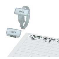Plastový značkovač kabelů Phoenix Contact KMK 3, 1005211, 40 x 17 mm