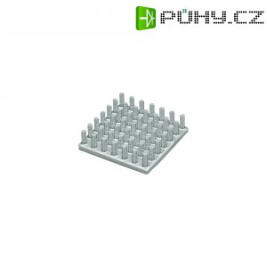 Chladič ICK S Fischer Elektronik, 9.8 K/W