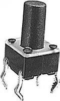 Mikrospínač 6x6mm v=9,5mm