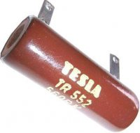 360R TR552, rezistor 15W drátový