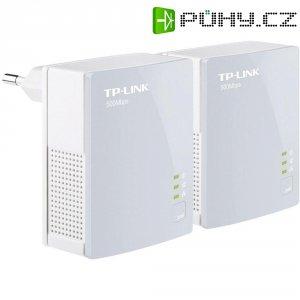 Powerline adaptér TP-Link TL-PA411KIT AV500 Nano, 500 Mbit/s, základní sada