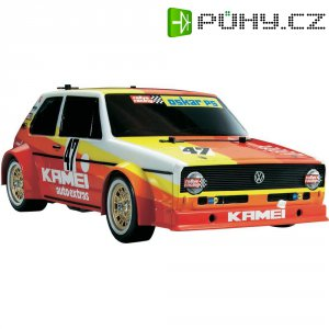 RC model EP Tamiya VW Golf Racing, M-05, 1:12, 2WD, stavebnice