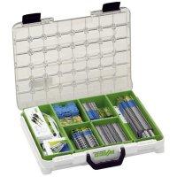 Box na svorky Wago 51224662, šedá/modrá/zelenožlutá