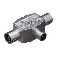 Rádiový rozbočovač BKL Electronic, 0801303, ant. zástrčka ⇔ 2x ant. zásuvka, 5 - 1000 MHz